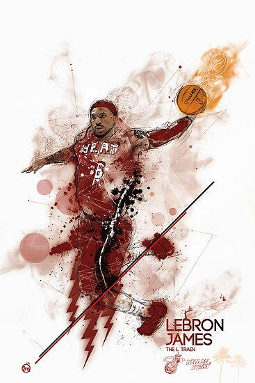 Lebron James tribute by merley mickael