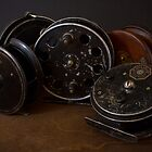 Vintage CentrePins 2 by Paul Holman