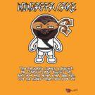 Ninjaffa Cake  by MojoStaplegun