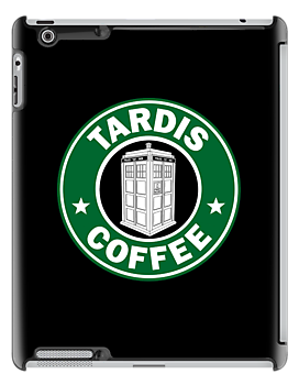 Tardis Coffee by Adho1982
