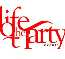 """Life of the PARTY"" events by Lumumba Brown"