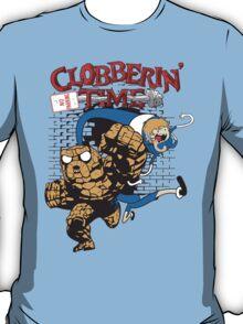 Clobberin' Time T-Shirt