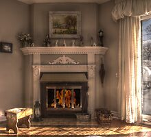 Home is where the hearth is... by ShadowFX