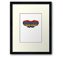 Armenia! Framed Print