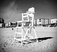 Lifeguard Post by Erica M. Schaeffer