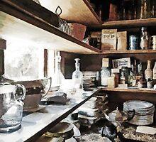 Gran's Larder  by PictureNZ