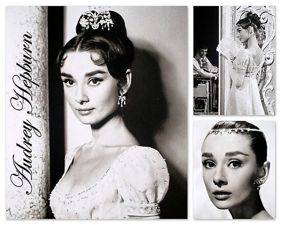 Audrey in War and Peace by ©The Creative  Minds
