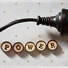Word of the day: POWER by Hege Nolan