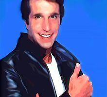 The Fonz by jerry2011