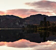Abbots Bay - Derwentwater by David Lewins