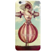 The Traveller iPhone Case/Skin