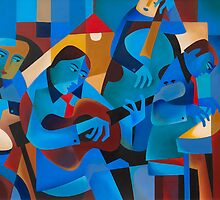 JAZZ MUSICIANS BY THOMAS ANDERSEN by Thomas Andersen