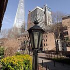 View of the Shard from Guys Campus by John Gaffen