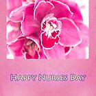Happy Nurses Day With Tiger Orchids by daphsam