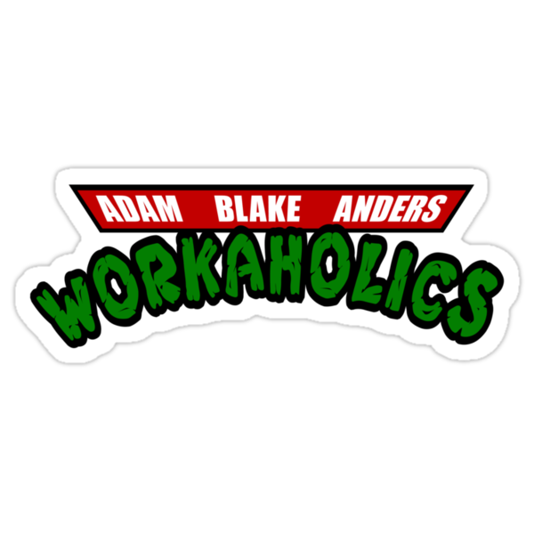 Workaholics - Teenage Mutant Ninja Turtles Logo Parody by xnmex
