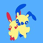 【3300+ views】Pokemon Minun (for Boy) by Ruo7in