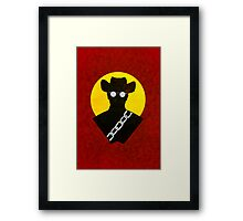 Django Framed Print