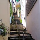 A Street Of Steps by Francis Drake