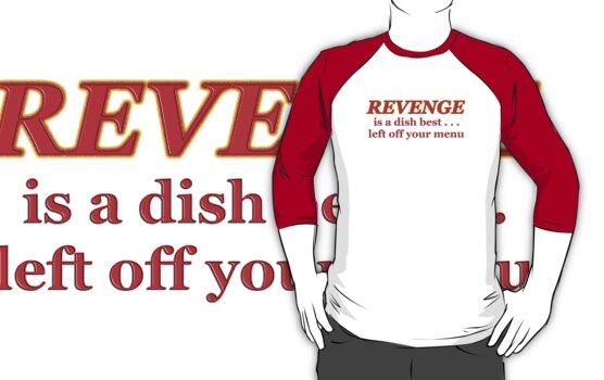 forget revenge by dedmanshootn