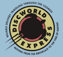 Discworld Express by Olipop