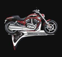 Harley Davidson2 by Miraart