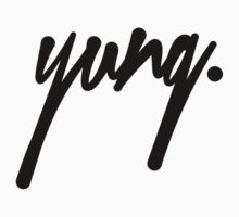 Yung T-Shirt by YungClothing