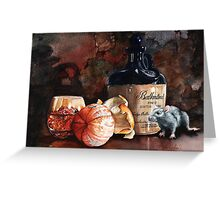 Whisky In The Jar Greeting Card