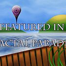 Feature Banner no. 2 Fractal Paradise by lacitrouille