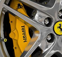 Ferrari Yellow by dlhedberg