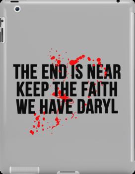 The End Is Near.. by stevebluey
