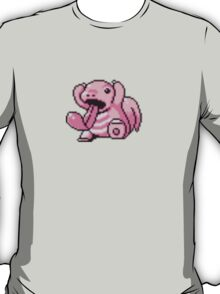 Lickitung evolution  T-Shirt