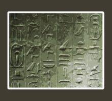Sakkara Hieroglyphics by cadellin