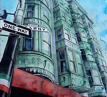 Kearny Street by Louisa McQ