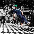 Supercool BBoy by Ronan Hickey
