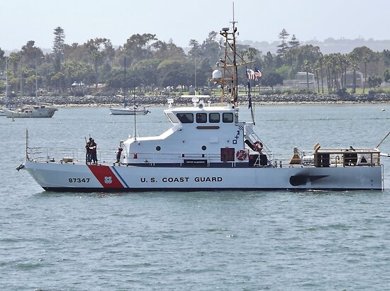 San Diego Coast Guard 24/7!   by seeingred13