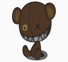 Smiles The Bear by John Saldana