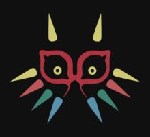 Majora's Mask Tribal by WeCameAsHylians