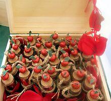 Treasure chest Iðunn II Wedding favors & Handfasting by INma Gallego Gómez - Pastrana
