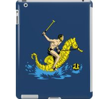 Real Water Polo iPad Case/Skin