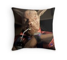 Is it Easter yet? Throw Pillow