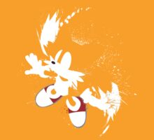 Tails Splattery Shirt by thedailyrobot