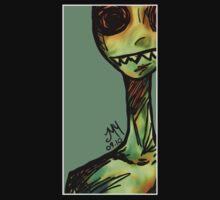 Zombie Shirt by godlessmachine