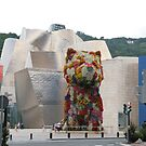 Puppy, Bilbao by Denzil