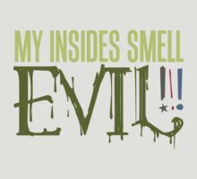 Evil Insides Shirt by KustomByKris
