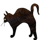 Cat 2 by Verene Krydsby