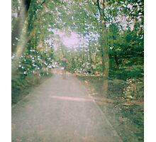 Right Path Photographic Print