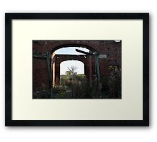 Photo In A Photo Framed Print