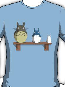 Totoro Nesting Dolls T-Shirt