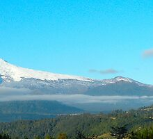 Volcán Villarrica............desde Pucón- Chile by cieloverde
