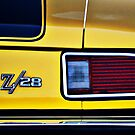 Camaro Z/28 tail light by htrdesigns